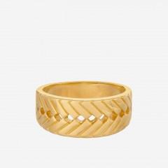 Pernille Corydon   Genéve Ring   Forgyldt