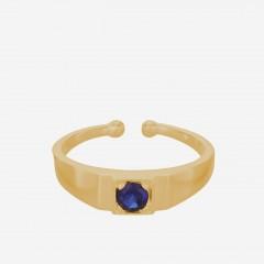 Pernille Corydon | Legacy Ring | Forgyldt