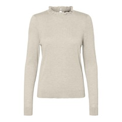 Vero Moda | Silky Strik | Off White
