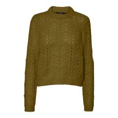 Vero Moda I Newwine Bluse I Grøn
